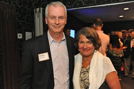Frank Ricks and Joy Bateman of MBQ and Contemporary Media, Inc.