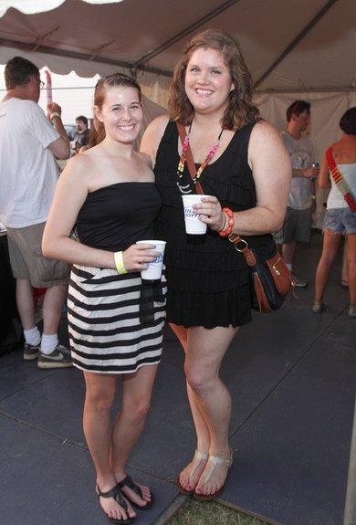 Kayla Wolfe & Bekah McDuffie
