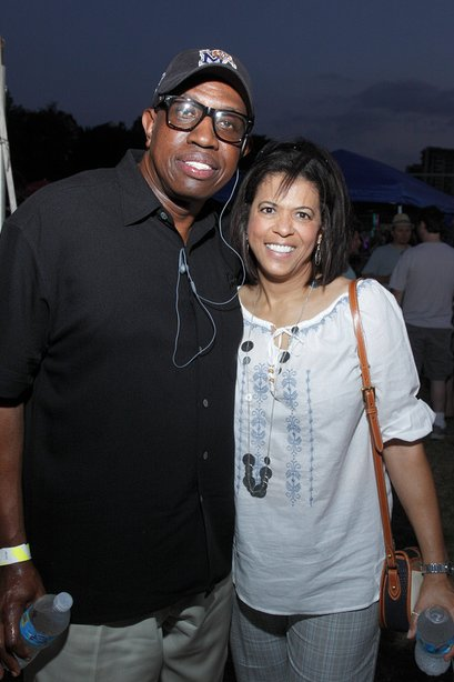 Ronald Kent and Bridgette Rawls