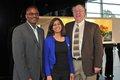 Francis Agunenye, Hemmy Patel and John Threadgill