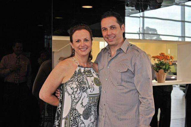 Rachel and Tim Landsdown