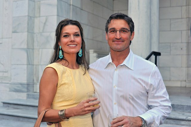 Victoria and Tim Disalvo