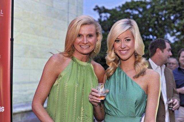 Sonja Dowdy and Carissa Ball
