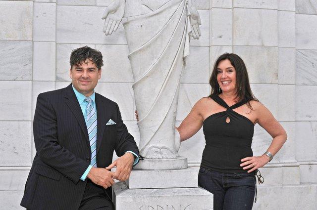 Stanton Thomas and Kim Williams