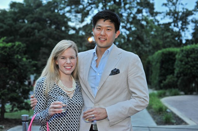 Beth and Kyle Lee