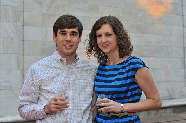 Alan and Brooke Balducci