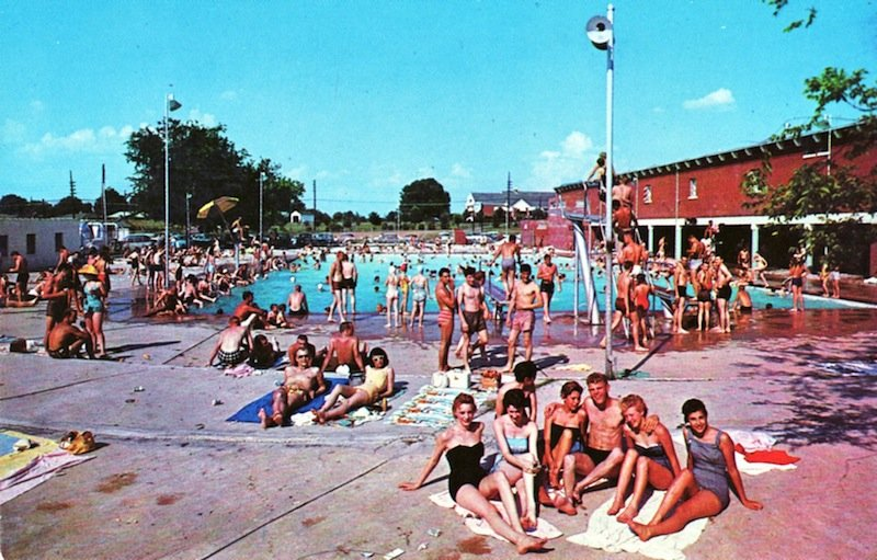 Lost Memphis: Clearpool - Memphis magazine