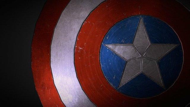 Captain America, The Grove at Germantown Performing Arts Center