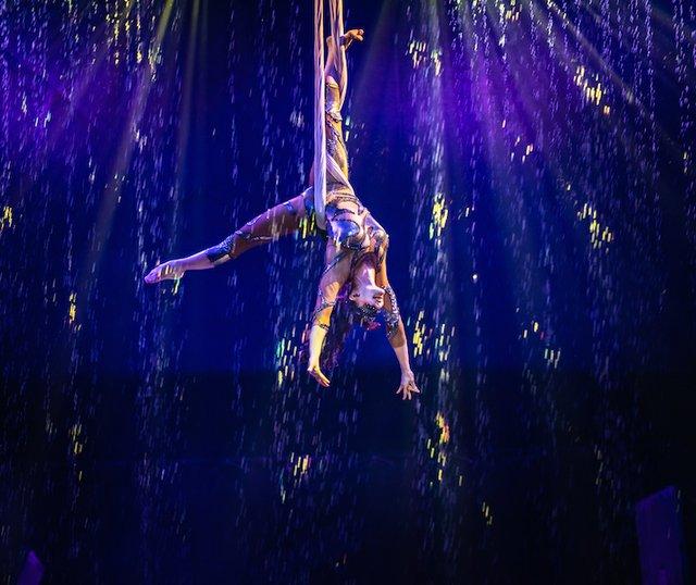 Cirque Italia, Wolfchase Galleria