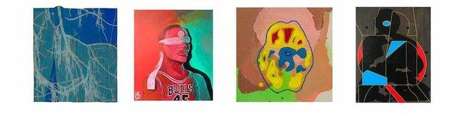 """""""Heed,"""" online at David Lusk Gallery"""