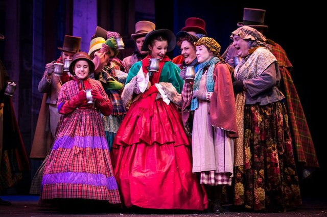 A Christmas Carol Photo, Theatre Memphis