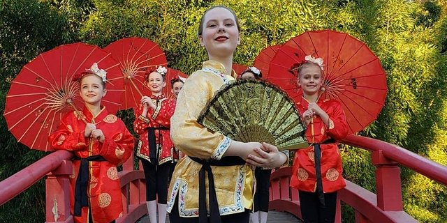 The Children's Ballet Theater Live Nutcracker, Memphis Botanic Garden