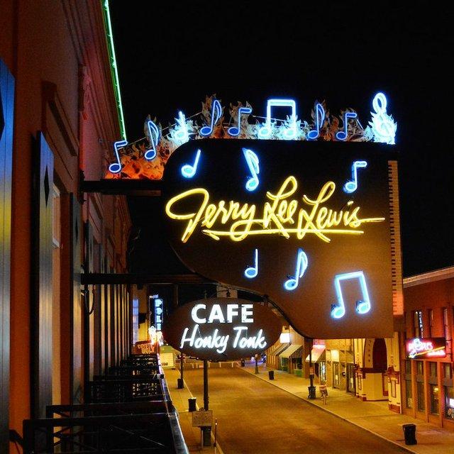 Jerry Lee Lewis' Cafe Pop-Up Market