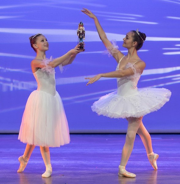 Nutcracker: Land of Sweets, online from Buckman Dance Conservatory