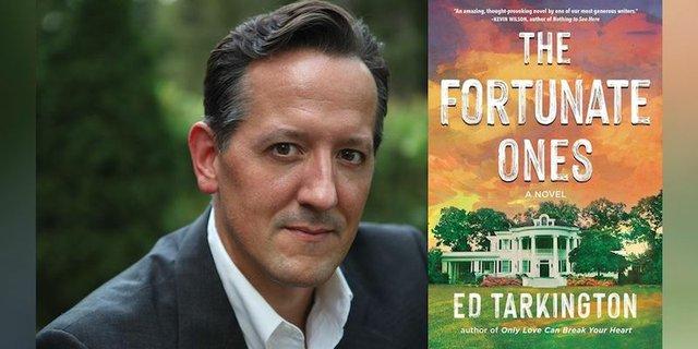 Novel at Home: Ed Tarkington with Margaret Renkl
