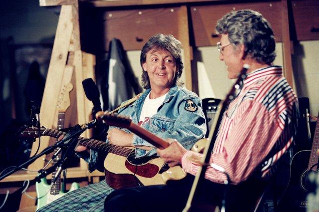 Paul McCartney and Carl Perkins Best.JPG