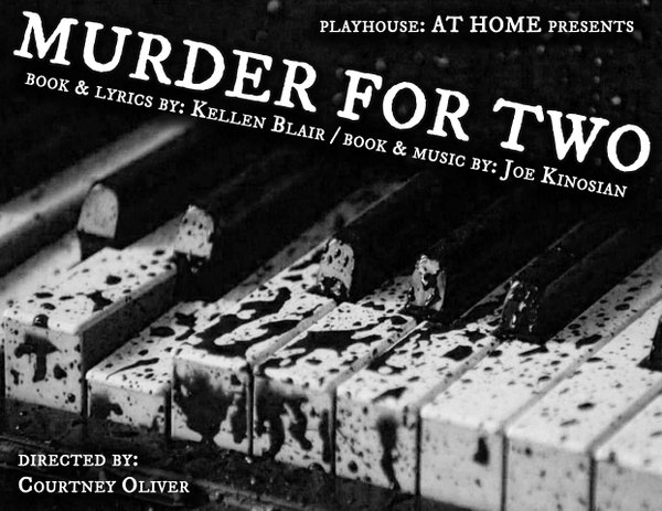 Murder for Two, Online from Playhouse on the Square