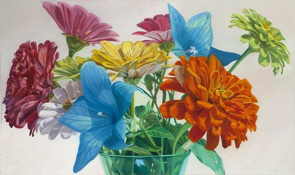 """Wonderstruck,"" by Beth Edwards at David Lusk Gallery"