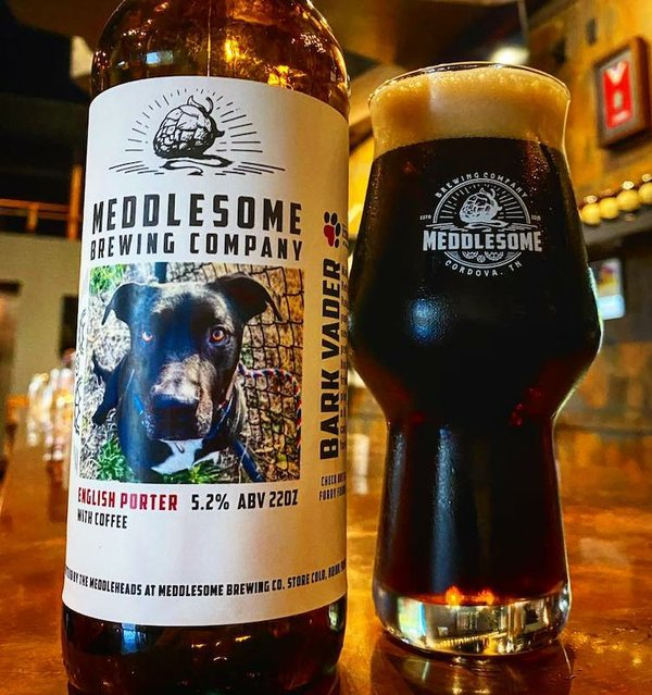 Pints for Paws, Meddlesome Brewing Company
