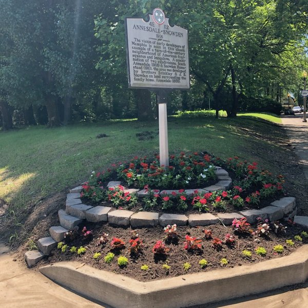 Annesdale Snowden Historic Neighborhood Art Walk