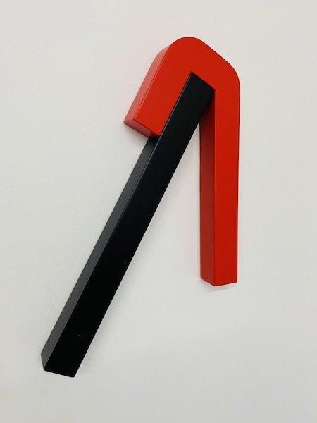 """Artist reception for """"Pietà Mondrian"""" and """"Drip"""""""