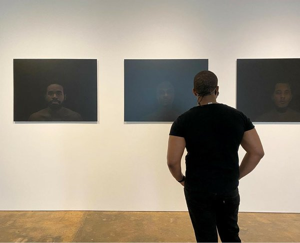 """Closing reception for """"Structure-Identity-Transformation,"""" David Lusk Gallery"""