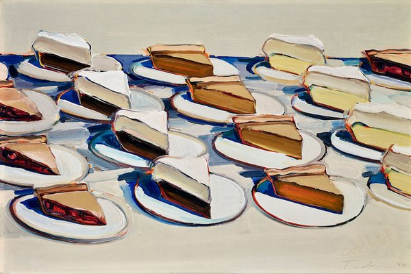 """""""Three Takes on a Thiebaud: A Panel Discussion'"""