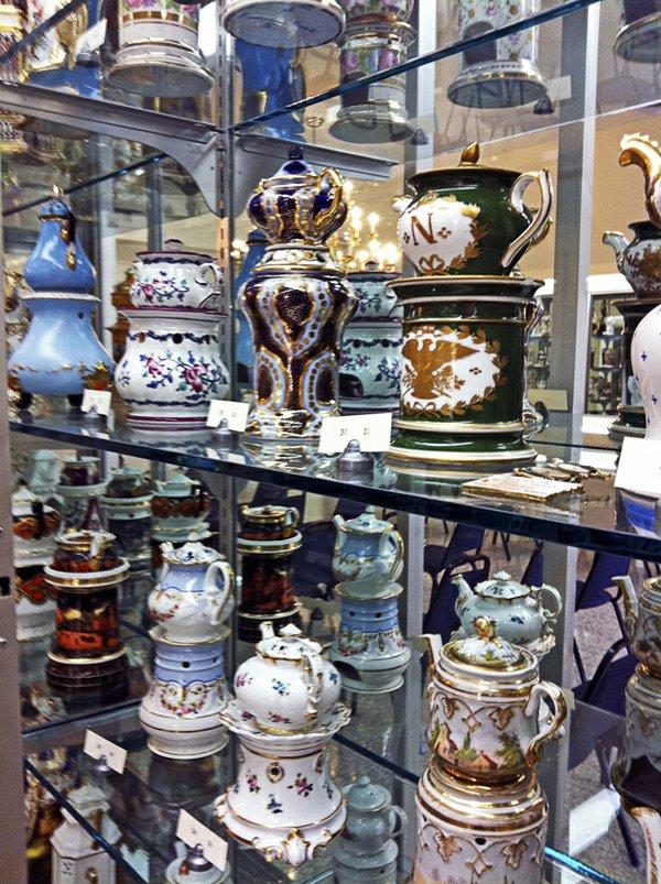photograph by Joseph Argo | Trenton Teapot Museum