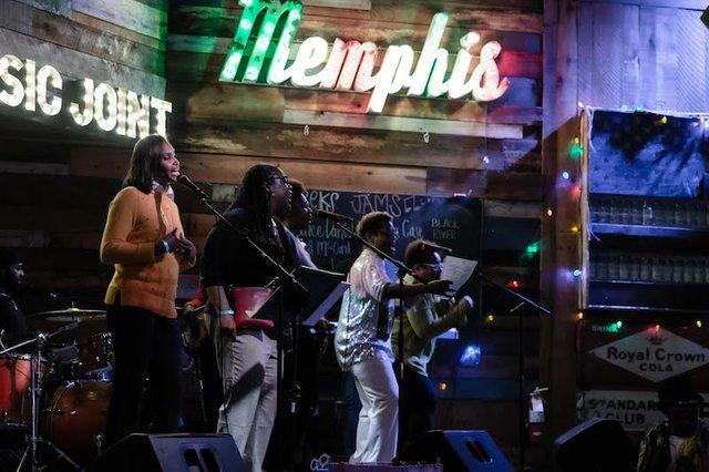 Return to Music Block Party, Memphis Music Initiative