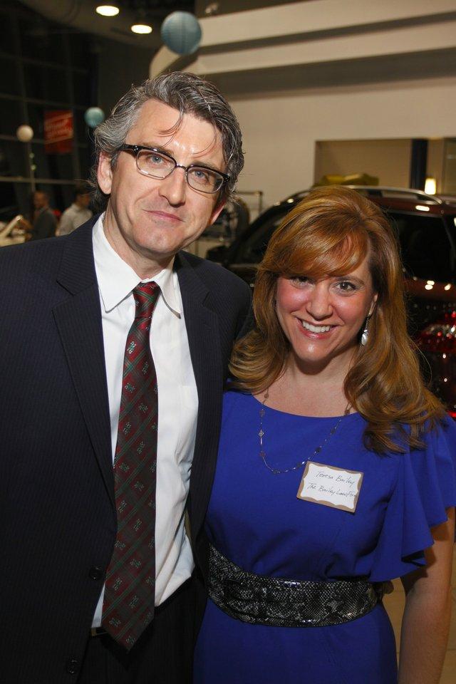 Mac and Teresa Bailey