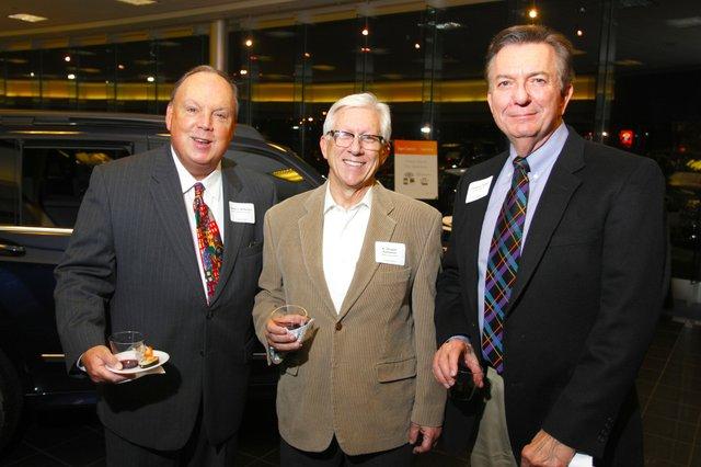 James McMahon, B. Douglas Earthman, and Joseph Walker