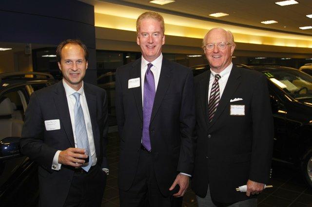 David Prather, Robert Meyers, and Bob Pinstein