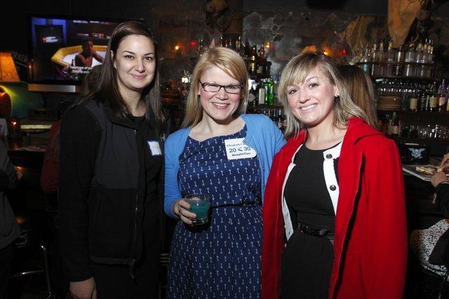 Fran Pickles, Elizabeth Cawein, and Marli Grossman