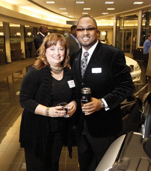 Carrie Hagstrom & Desmond Hunt