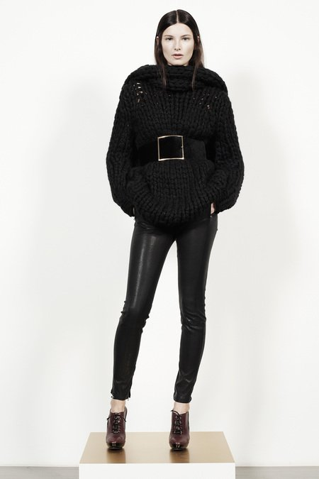 JBrand expands on their successful ready-to-wear collection with Fall 2013.