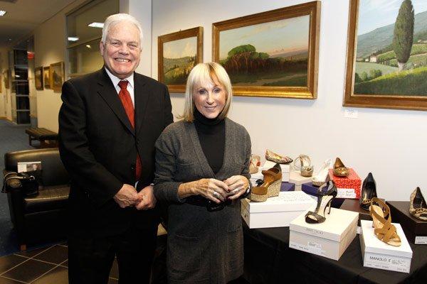 Charlie Barton & Shirley Wexner