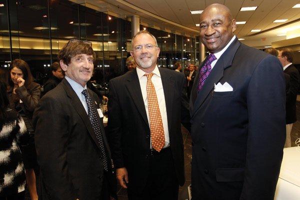 Leslie Ballin, Wayne Scroggins, & McKinley Singleton