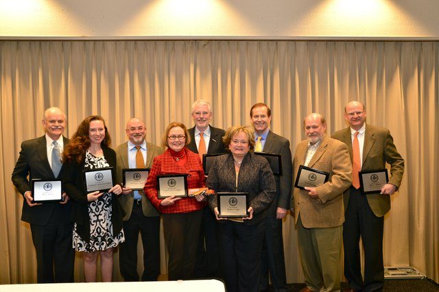 The 2013 MBQ CEO of the Year Awards finalists and winners.