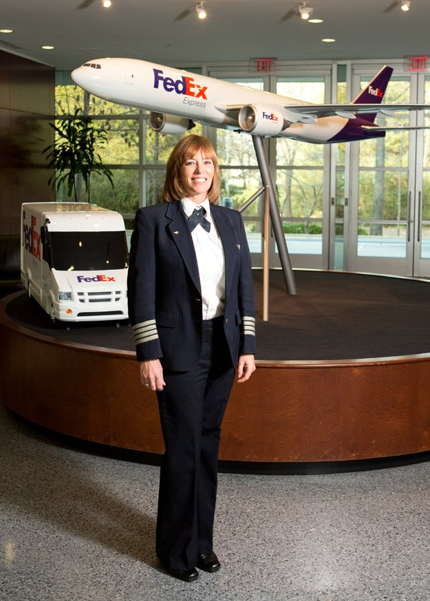 Raised in a family of pilots, Kathy Morton embraced flight as easily as she did horses.