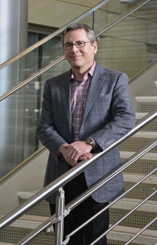 """Chief Information Officer Rob Carter has garnered recognition as an innovative leader but he credits his team for """"seeking the edge of what's possible."""""""