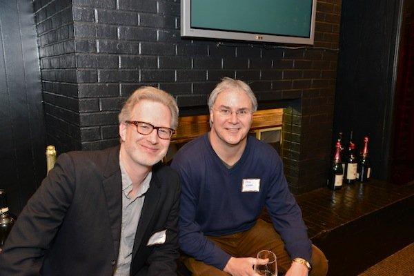 Scott Bomar and Craig Wiener