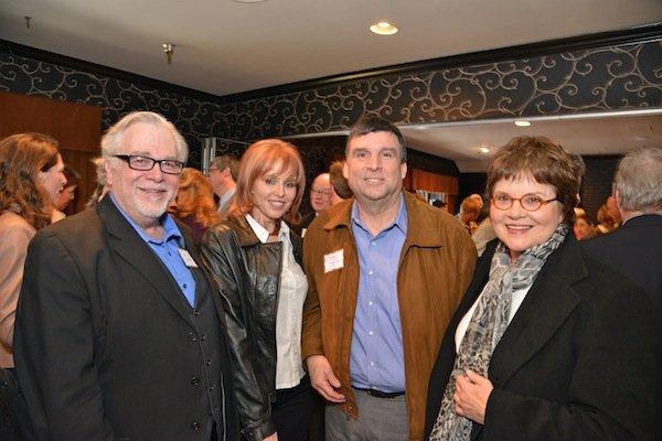 Jon Sparks, Rita Wood, Dean Deyo, and Linn Sitler