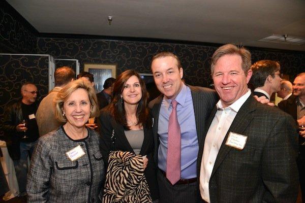 Karen Buckner, Diane Jalfon, Daniel Wiekenland, and David Thornton