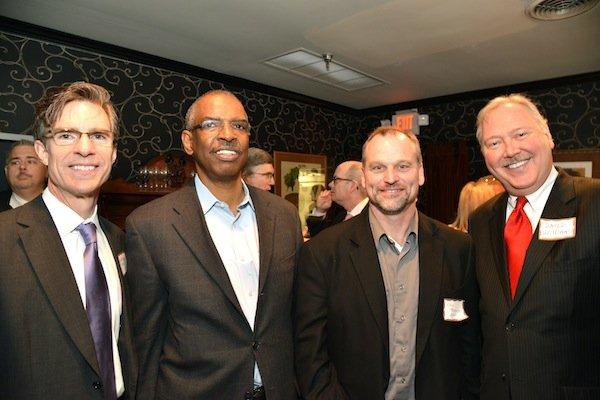 Carter Hurd, Jimmie Tucker, Chris Triplett, and David Williams