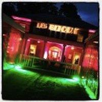Incredible light show by Moonshine Lighting Inc.