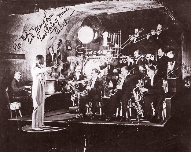The Jimmie Lunceford Orchestra in 1935.