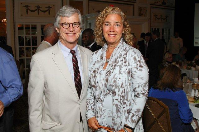 Andy and Pam Branham