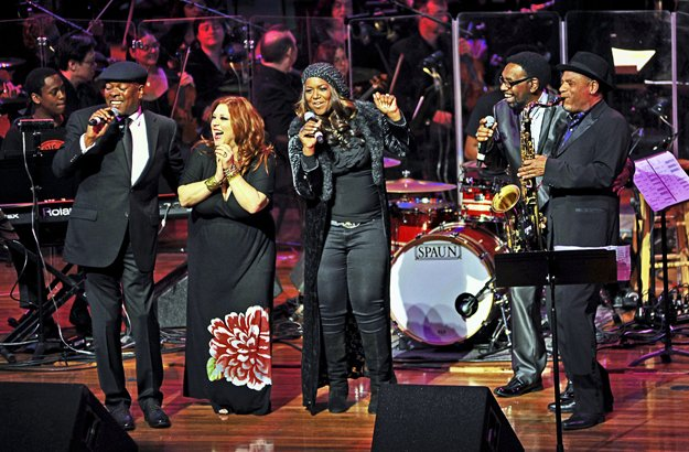 A recent Memphis Music Magnet concert paired the Memphis Symphony Orchestra with 