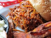 Memphis pulled pork is one of 20 contenders for the best iconic American food.