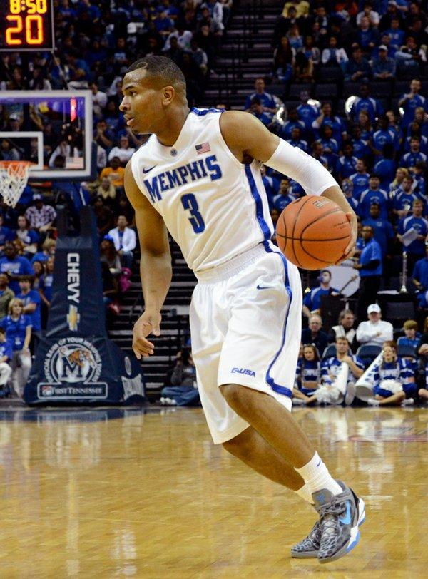 Senior Chris Crawford